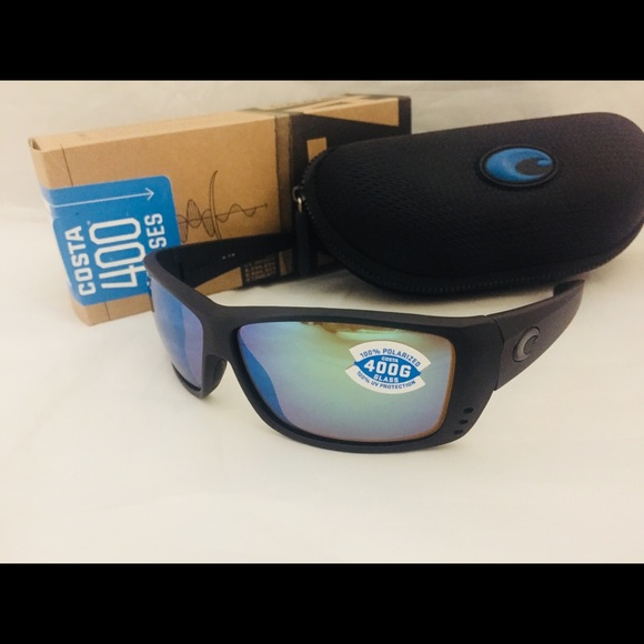ba74389e204 Costa Del Mar Cat Cay Polarized 400G Sunglasses